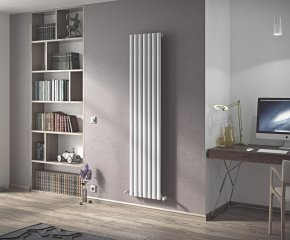 Ximax Fortuna Vertical Designer Tube Radiator