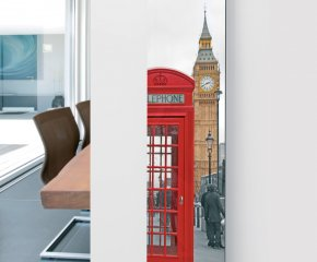 Ximax Glass Designer Radiator P10 Phone Box Image
