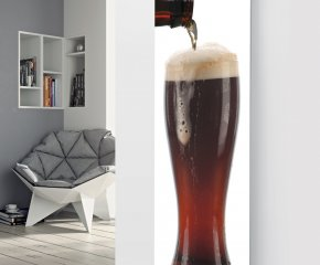 Ximax Glass Designer Radiator P21 Beer Glass Image