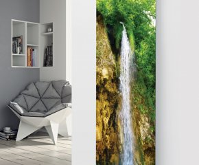 Ximax Glass Designer Radiator P26 Waterfall Image