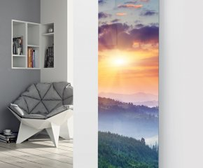 Ximax Glass Designer Radiator P35 Sunset Image