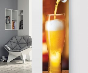 Ximax Glass Designer Radiator P43 Pouring Lager Image