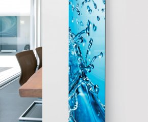 Ximax Glass Designer Radiator P7 Splash Image