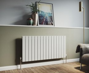 Ximax P1 600 Vertical Tube horizontal radiator