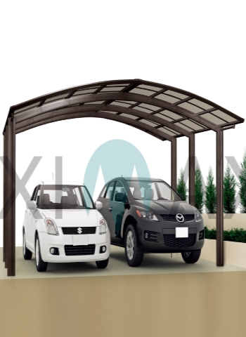 Ximax Portoforte Designer Carport Typ 60 M-Version