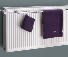Ximax Towel Rail For Double Panel Radiator